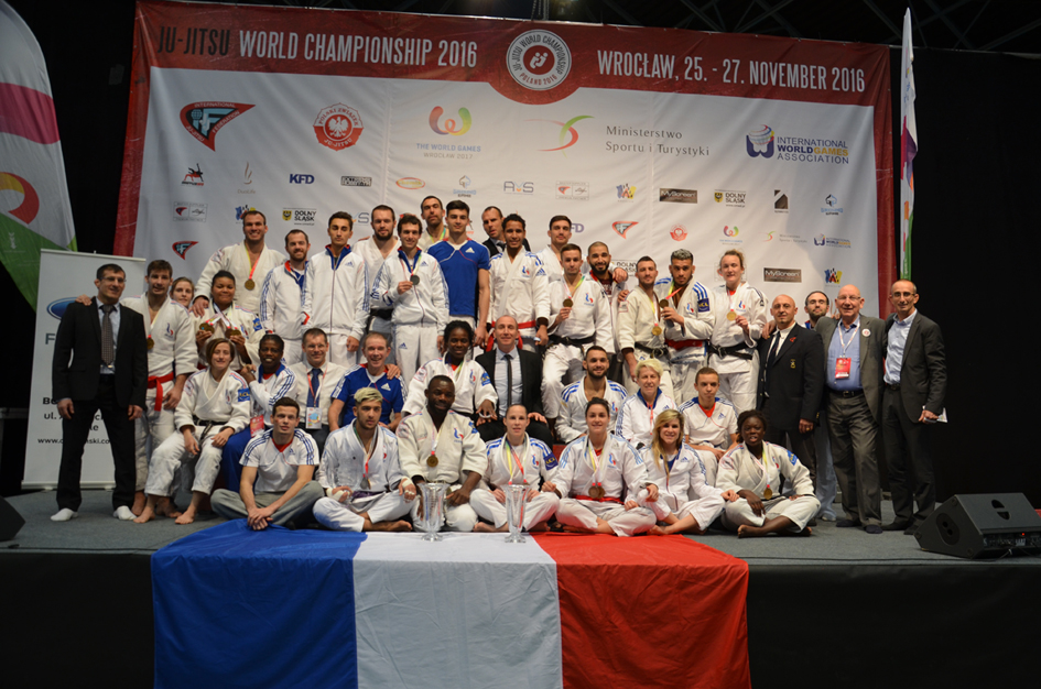 french team judo jujitsu